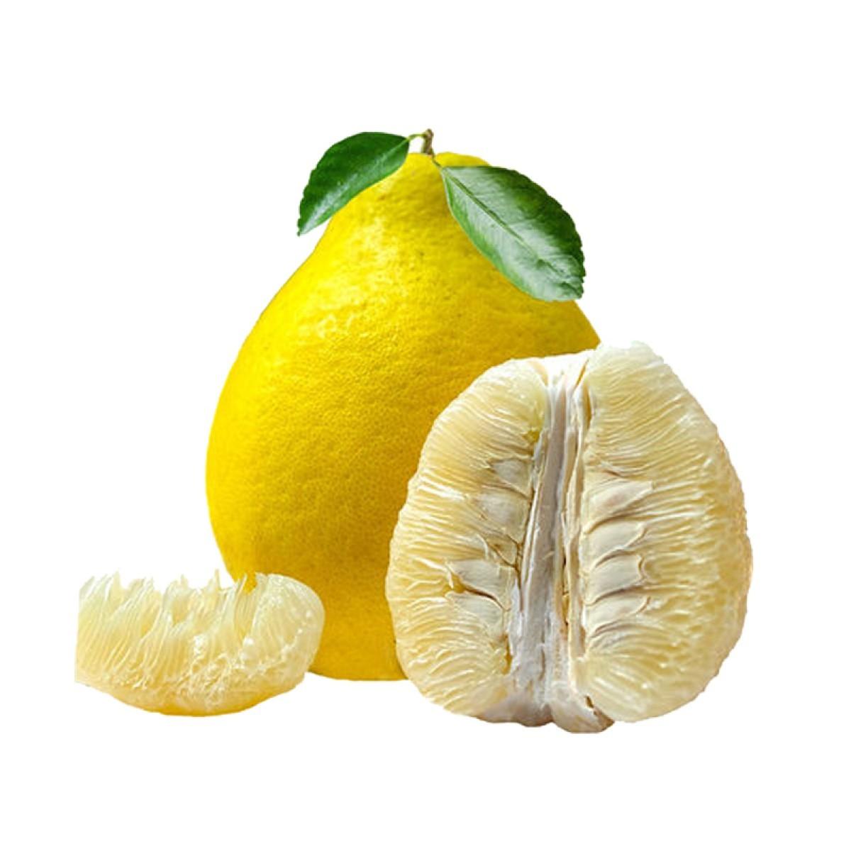 瑶小妞正宗江永香柚湖南永州特产老树纯甜柚子沙田冰糖柚20斤30斤