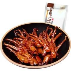 香辣卤鸭舌头四川特产地方特色小零食宿舍必备吃的下酒菜零食小吃